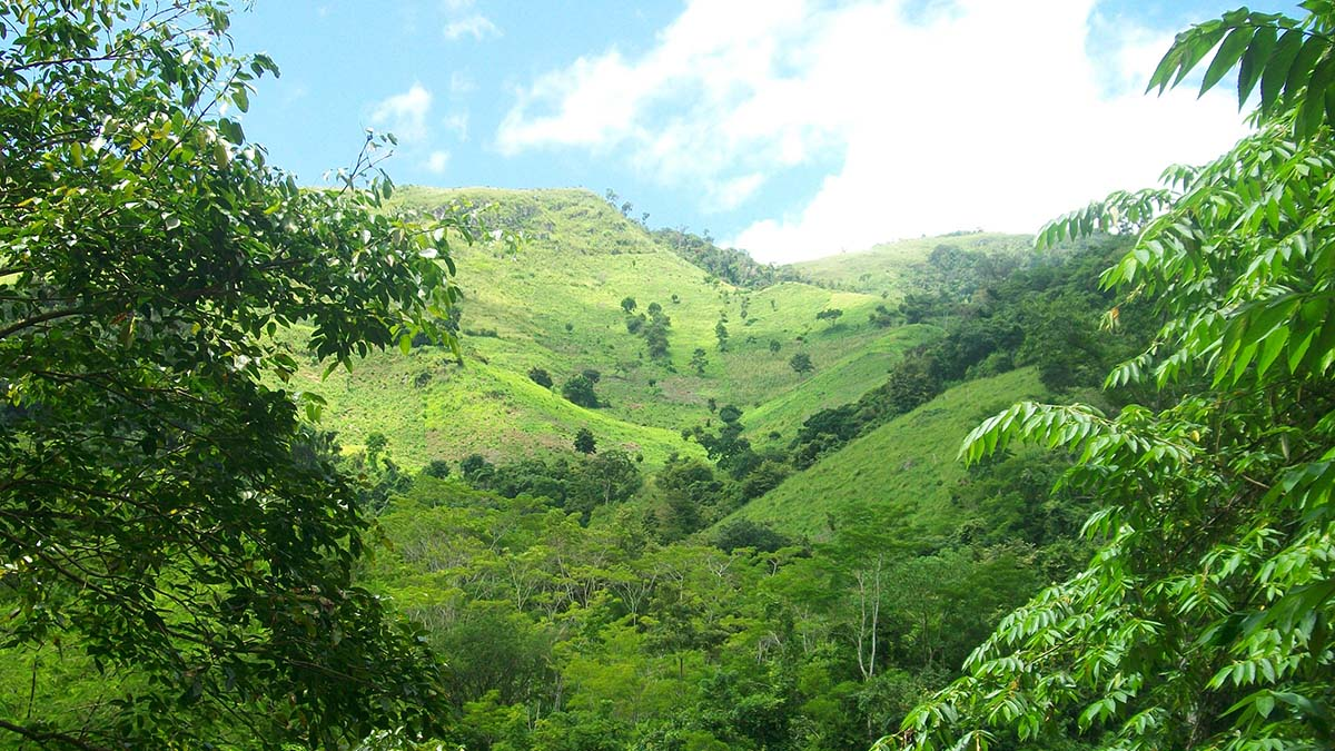 Catacamas, Honduras countryside