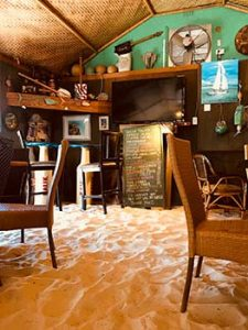 Sand Bar decor