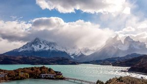 Chile Patagonia landscape