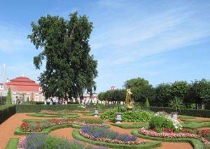 Monplaisir Palace Peterhof