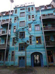 Kunsthofpassage Dresden