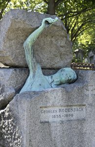 George Rodenbach grave