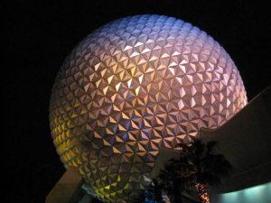 Epcot sphere