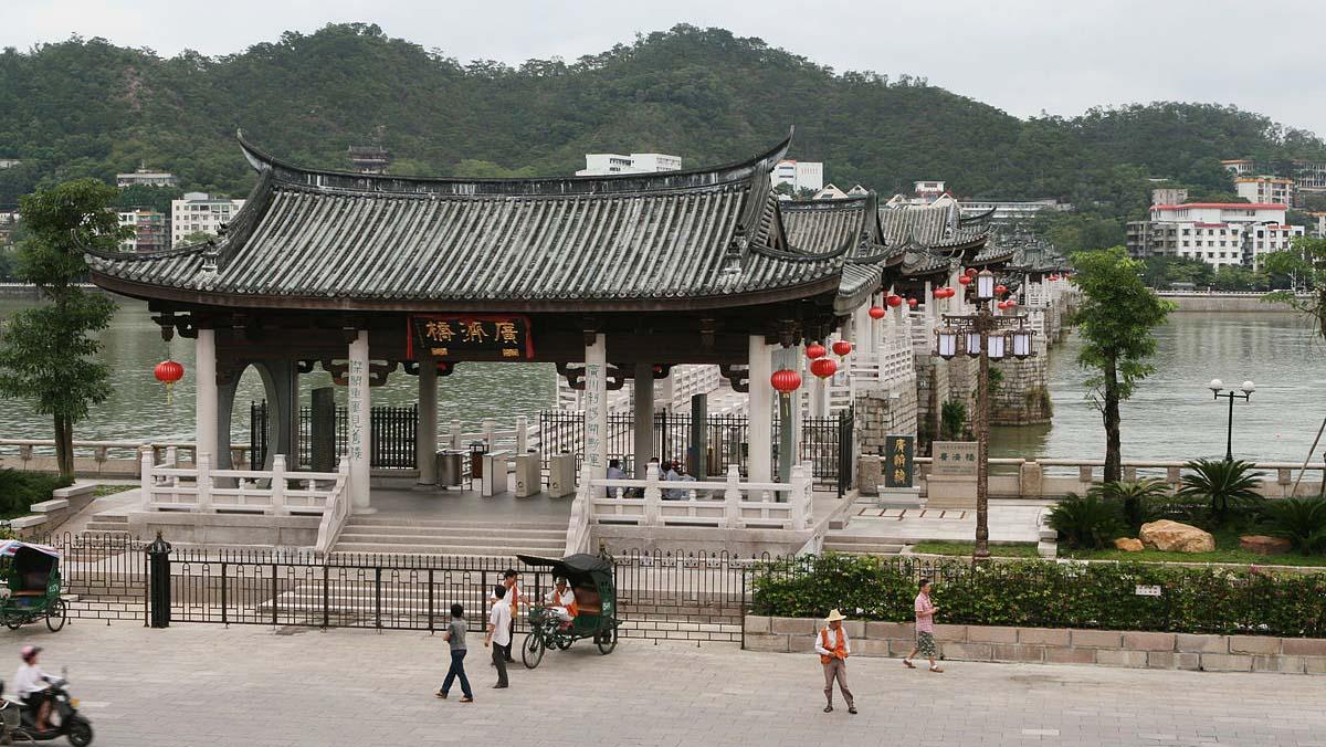 Guanji Bridge, Chaozhou, China