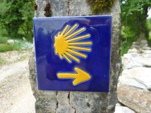 el camino sign