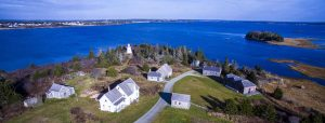Historic Acadian Village Nova Scotia