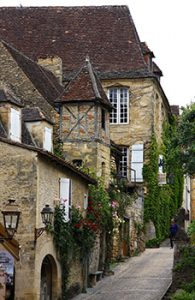 lane in sarlat