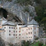 Postojna cave entrance