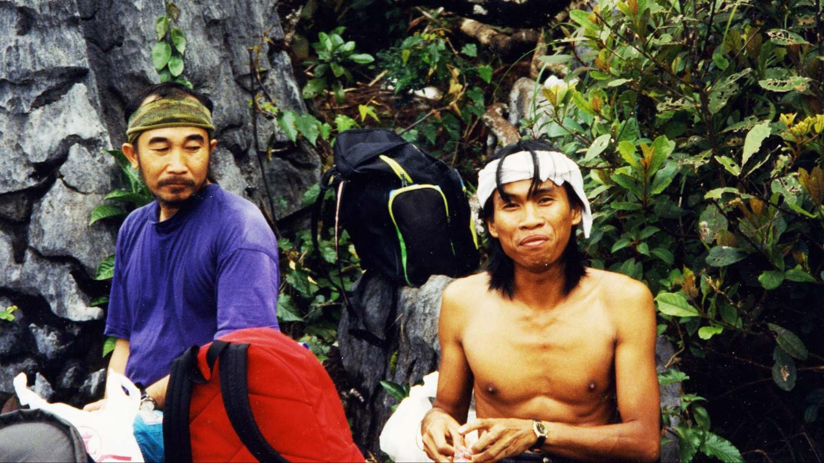 Park Ranger and guide in Borneo, Malaysia