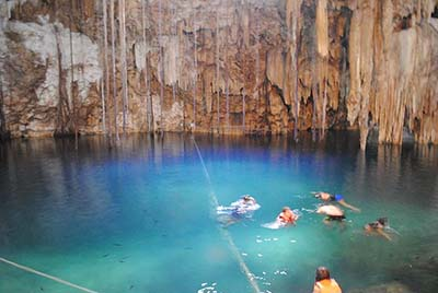 Cenote Xkekén