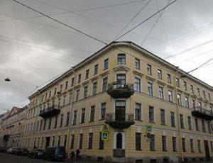 Raskolnikov's house