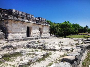El Ray temple