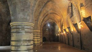 Hospitaller fortification