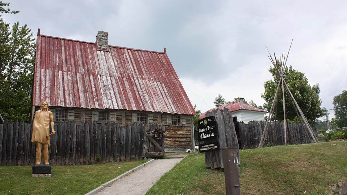Chauvin Trading Post Tadoussac