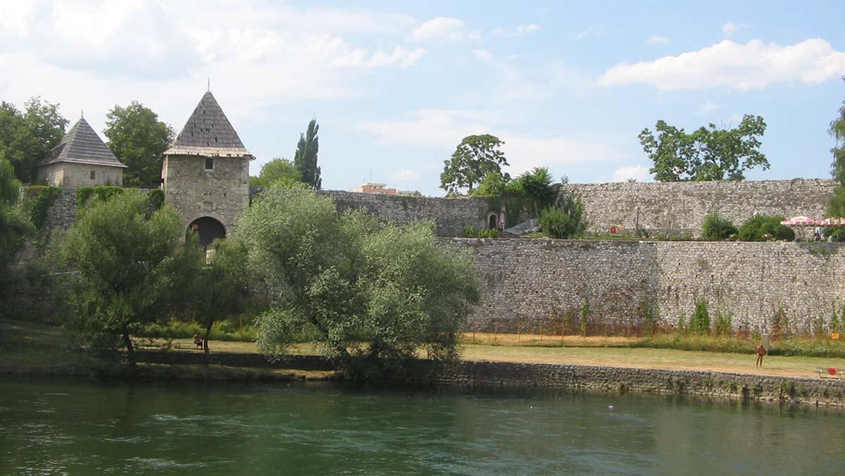 Fortress in Banja Luka