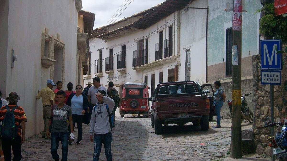 Yuscaran Honduras