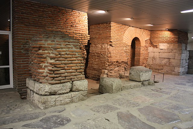 Serdika fortress