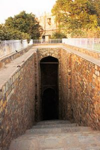 Old Fort (Purana Qila) Baoli