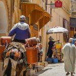Fes, Morocco street