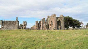 Lindisfarne ruins