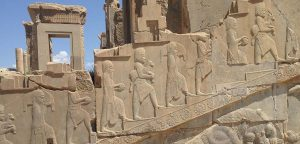 Persepolis carvings