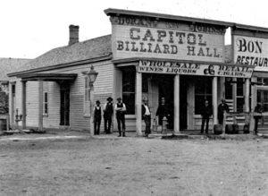 sidney nebraska saloon 1878