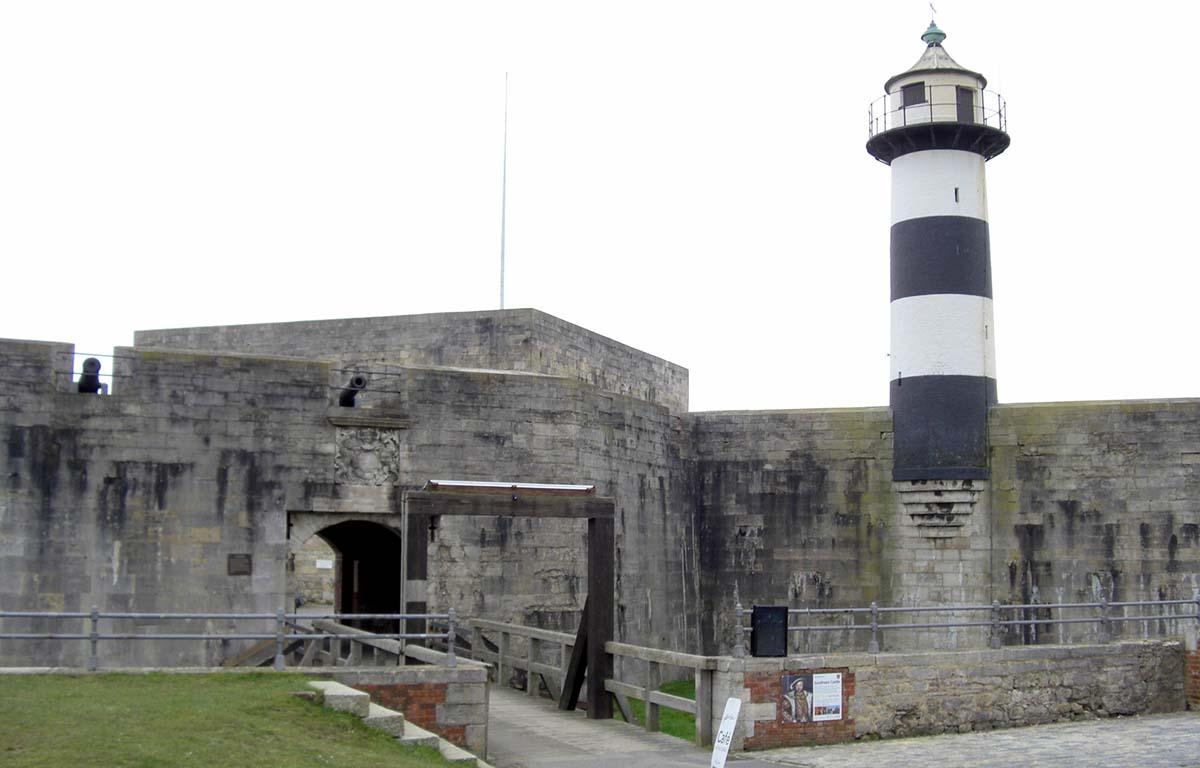 Southsea Castle Artillery Museum