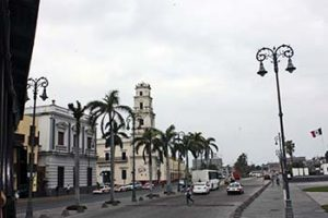 Veracruz - the Malecon
