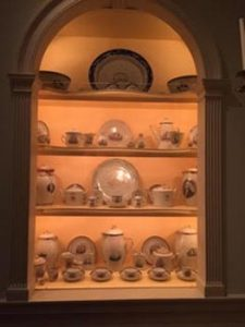 Martha Washington's china