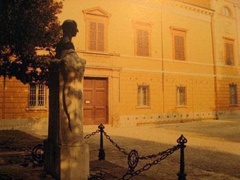 Biblioteca Malatestiana exterior