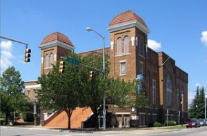 Birmingham 16th street Baptist Church