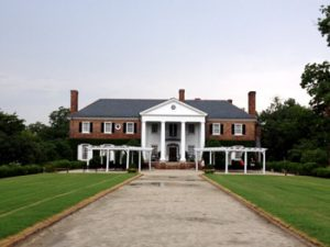 Boon Hall Plantation house
