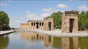 Debod Temple Madrid