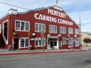 Monterey canning factory