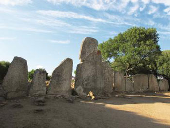 Nuraghe in Sardinia