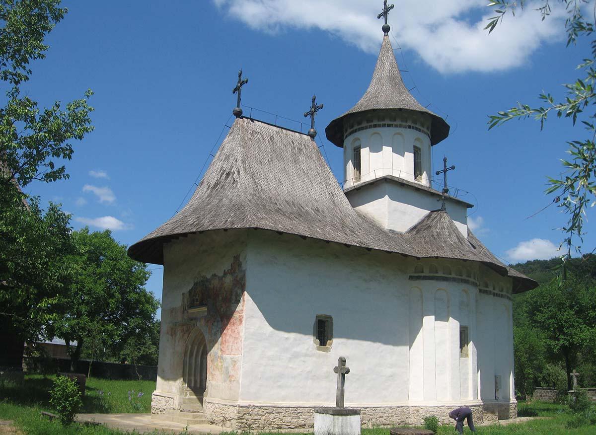 Pautrati Monastery