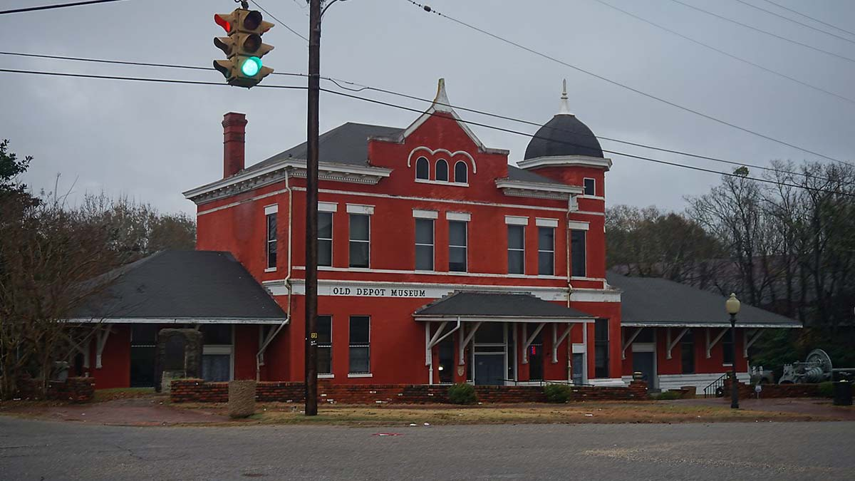 Old Depot Museum, Selma, Alabama