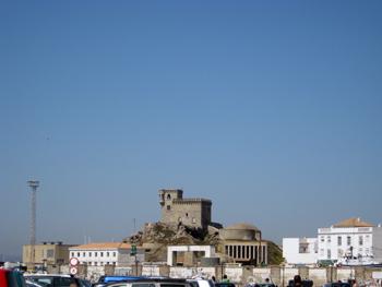 Castillo de Santa Catalina, Tarifa