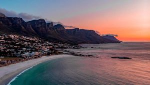Camp's Bay Cape Town South Africa
