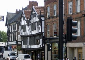 Golden Fleece pub, York