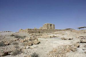 Northern Palace at Masada