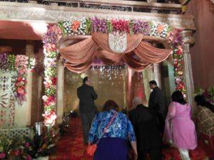 wedding puja