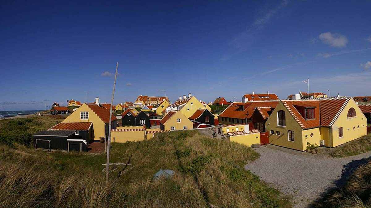 Old Skagen, Denmark