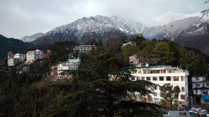 view of Dharamsala
