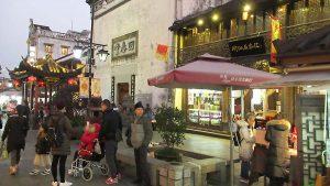 Hangzhou night market