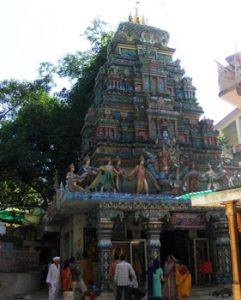 Neelkanth Mahadev temple wider view