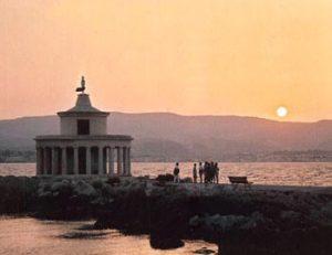 sunset in Kefalonia, Greece