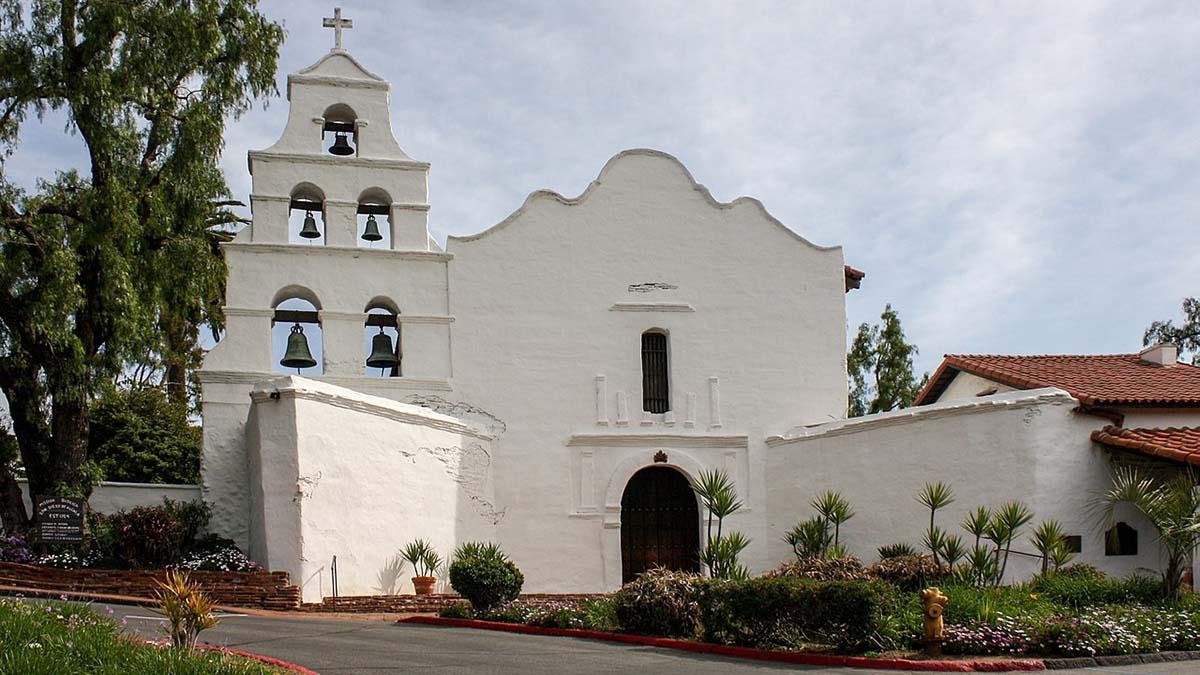 Mission DanDiego de Alcala