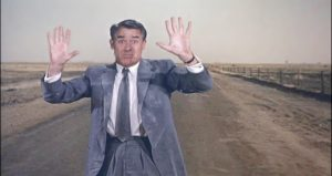 Cary Grant in North by Northwest movie