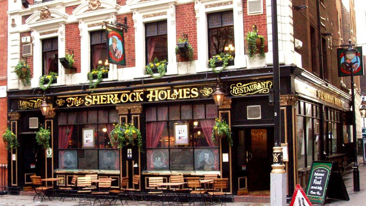Sherlock Holmes London